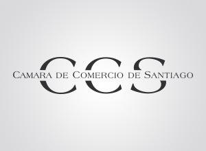 Logo Cámara Comercio Santiago