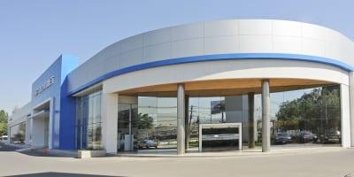 Oficina General Motors