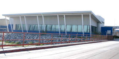 Edificio Servicios Portuarios