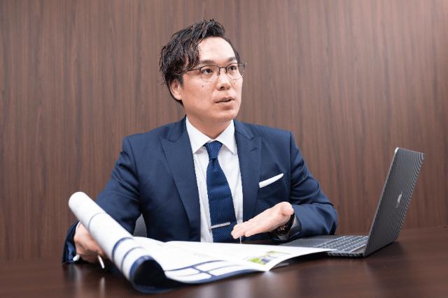 CSアセット株式会社 遠山 裕太様