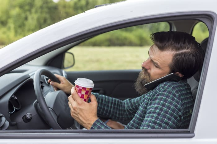 Did U Know - Three Types of Distracted Driving—And Why You