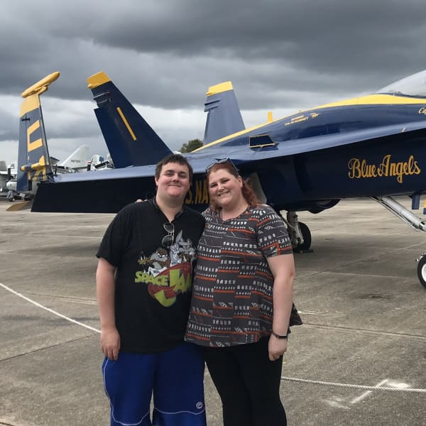 A trip to see the Blue Angels in Pensacola Florida