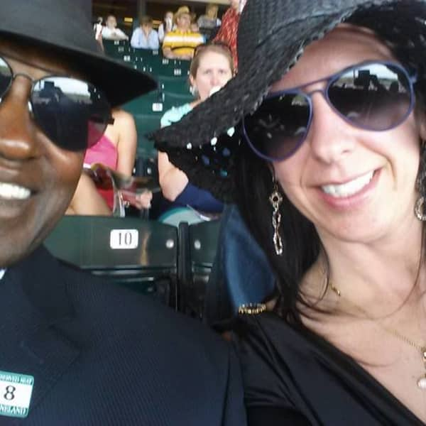 Enjoying the Keeneland Season