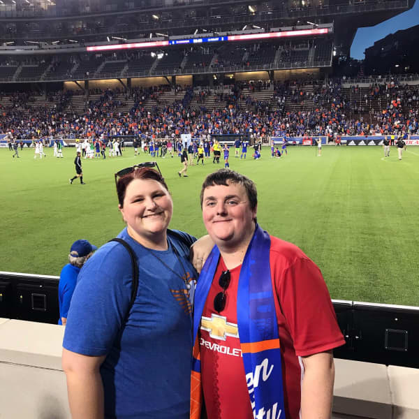 Seeing an FCCincinnati Soccer Game together