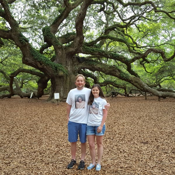 Exploring South Carolina!