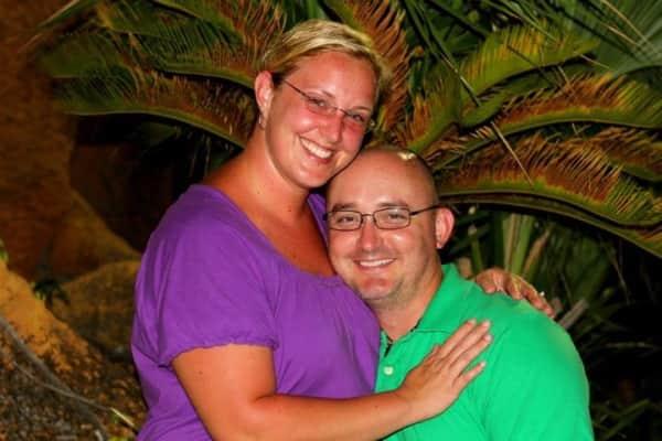 Megan and Robert's profile photo