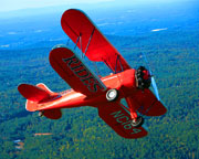 Biplane Scenic Flight Atlanta - 25 Minute Flight