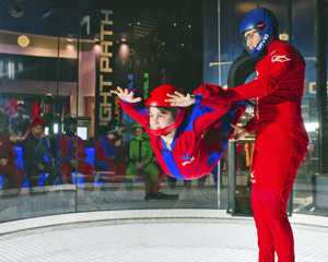 Indoor Skydiving Palm Beach Florida