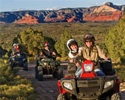 ATV Sedona Canyon Guided Tour - Single Rider, 3 Hours