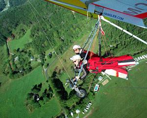 Hang Gliding Chattanooga - 3,000ft Flight