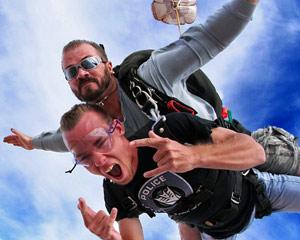 Skydive Moab - 14,000ft Jump