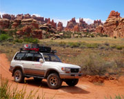 Canyonland's Island in the Sky 4x4 Tour, 4 Hours