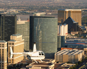 Helicopter Tour Las Vegas - 15 Minute Flight
