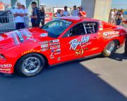 Mustang Drag Racing, Ride Along - Concord