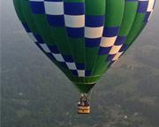 Hot Air Balloon Ride Atlanta, Private Basket - 1 Hour Flight