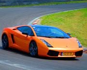 Lamborghini Gallardo LP560-4 3 Lap Drive - Atlanta Motorsports Park