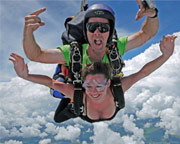 Skydive Orlando, Lake Wales - 14,000ft Jump