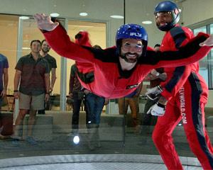 Daytona Beach Indoor Skydiving