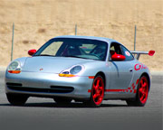 Porsche 911 Carrera 5 Lap Drive - Arizona Motorsports Park