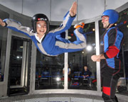 Indoor Skydiving Seattle - Earn Your Wings