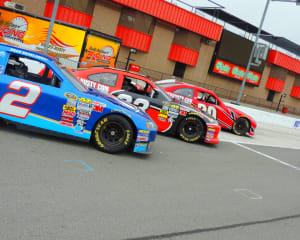Stockcar Drive, 6 Lap Time Trial - Nashville Speedway