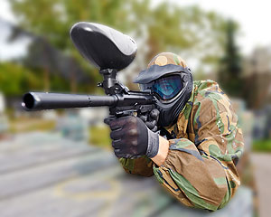Paintball Private Party for groups of 10 or more -  Milwaukee