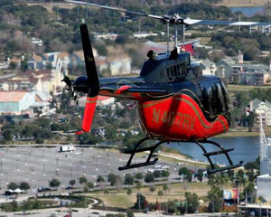 Helicopter Ride Kissimmee, Theme Parks - 20 Minutes