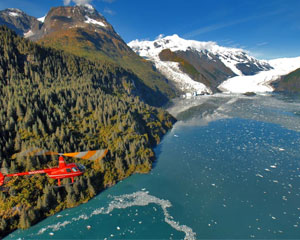 Helicopter Tour of Prince William Sound with a Glacier Landing, Anchorage - 90 Minutes