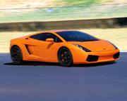 Lamborghini Gallardo 5 Lap Drive - Houston Grandsport Speedway