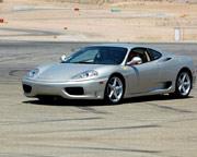 Ferrari 360 5 Lap Drive - Willow Springs Raceway Los Angeles