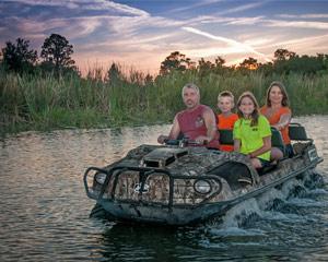 Argo ATV Drive Orlando - 1 Hour 30 Minutes