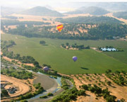 Hot Air Balloon Ride Sonoma - 1 Hour Flight