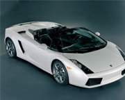 Lamborghini Gallardo Convertible Rental, 24 Hours - Miami