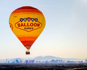 Hot Air Balloon Ride Las Vegas, Weekend - 1 Hour Flight