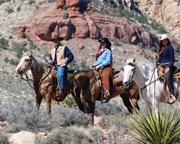 Wild West Horseback Riding Las Vegas - Lunch Ride