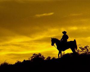 Wild West Horseback Riding Las Vegas - Sunset Dinner Ride