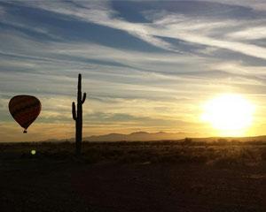 Hot Air Balloon Ride Phoenix, Sunrise - 1 Hour Flight