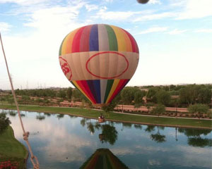 Hot Air Balloon Ride Chandler - 1 Hour Sunrise Flight