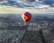Hot Air Balloon Ride Scottsdale, Private Basket - 1 Hour Flight
