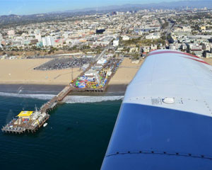 Discovery Pilot Flight Lesson, Los Angeles  - 60 Minutes
