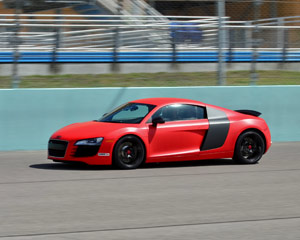 Audi R8 Drive, 3 Laps - Homestead-Miami Speedway