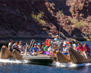 Grand Canyon Helicopter Tour and Black Canyon River Rafting - Day Trip (Includes Las Vegas Hotel Shuttle)