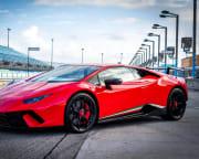 Ferrari and Lamborghini Drive, 6 Laps - Homestead-Miami Speedway