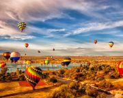 Hot Air Balloon Ride Nashville - 1 Hour Flight