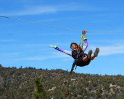 Ziplining Big Bear Lake, Weekend - 3 Hours