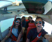 U-Fly with Friends Pacific Coast, Plane Tour San Francisco Bay Area  - 35 Minutes