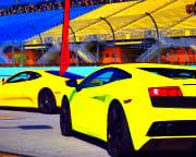 Ferrari and Lamborghini Drive, 6 Laps - Palm Beach International Raceway