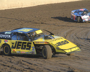 Dirt Track Racing Albuquerque, 10 Laps - Motiva Speedway