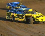 Dirt Track Racing, 10 Laps - Stockton Dirt Track