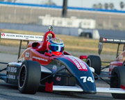 Formula Car Racing School Los Angeles, Two Day Program - Auto Club Speedway